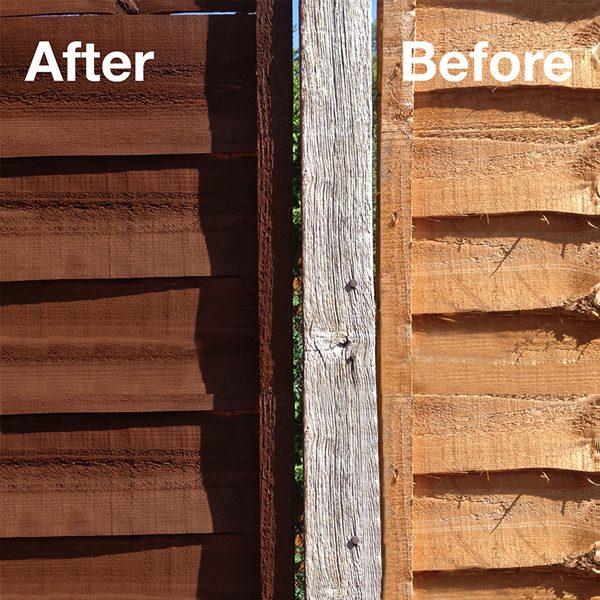 Fence preservation